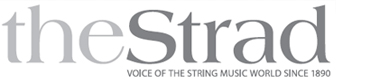 The Strad journal logo